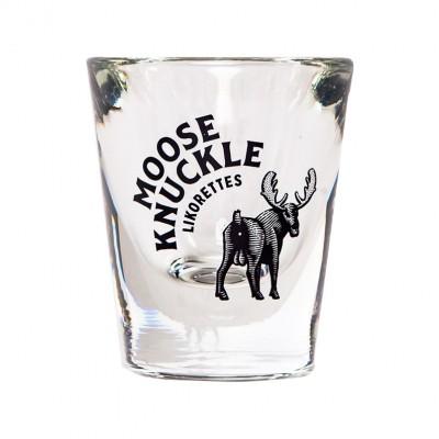 Moose Knuckle - Shotglas